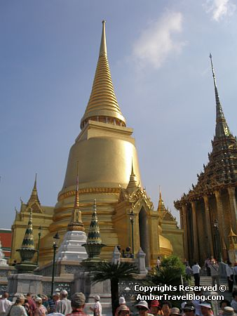 More Golden Pagodas