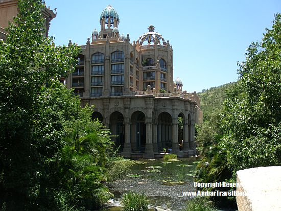 The Palace of Lost City at Sun City