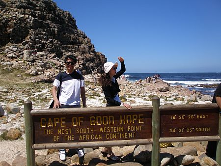 Ambar at Cape of Good Hope