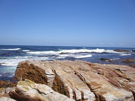 The seas of Cape of Good Hope